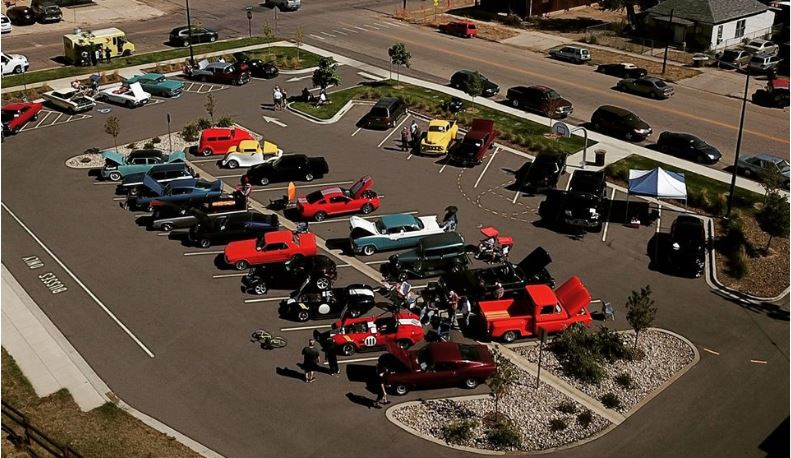 Car Show / Senior Weekend - Colorado Model Railroad Museum