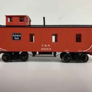Caboose C&S 10583